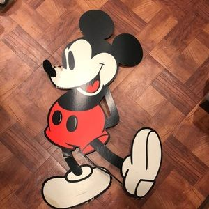 Mickey Mouse My Pal Wall Decor Wood Wall Hanging